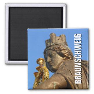 Braunschweig, Brunonia 03 Magnet