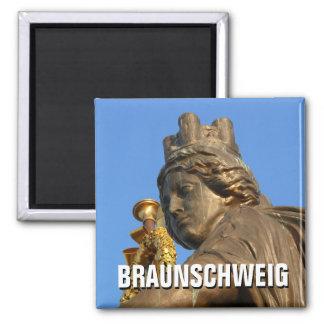 Braunschweig, Brunonia 04 Magnet