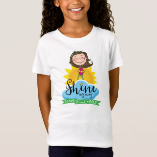 Brave and Bold Girls Shirt
