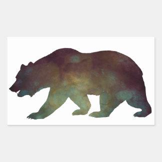 Brave as a Bear Watercolor