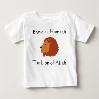 Brave as Hamzah Baby T-Shirt