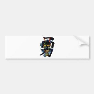 Brave Dragon Bumper Sticker