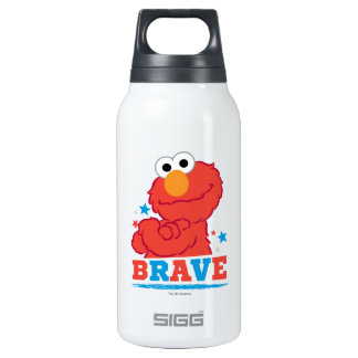Brave Elmo Insulated Water Bottle