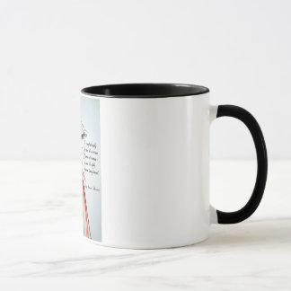 Brave fashionista mug