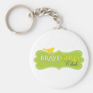 Brave Girls Club Keychain - Color