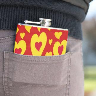 Brave Heart Flasks