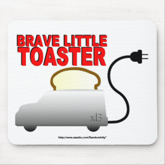 Brave Little Toaster Mouse Pad