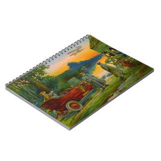 Brave New World 1910 Notebook