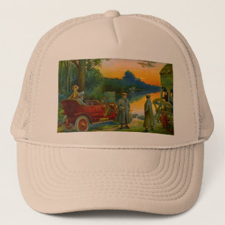 Brave New World 1910 Trucker Hat