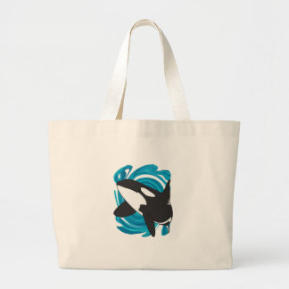 BRAVE NEW WORLDS LARGE TOTE BAG