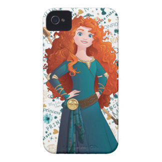 Brave Princess iPhone 4 Case-Mate Cases