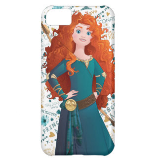 Brave Princess iPhone 5C Case