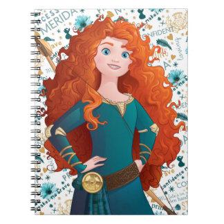 Brave Princess Notebook