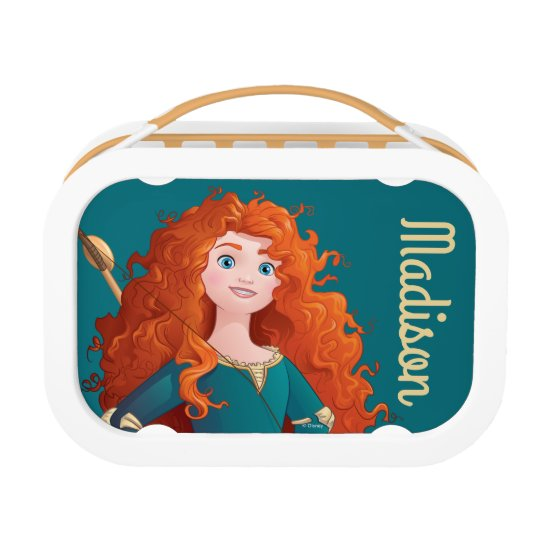 Brave Princess - Personalized Lunchbox