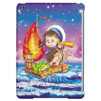Brave sailor case for iPad air