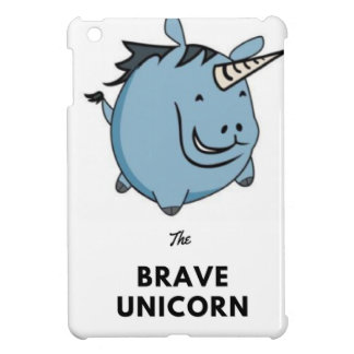 Brave Unicorn Cover For The iPad Mini