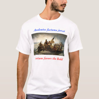 Brave Washington crossing Delaware T-Shirt