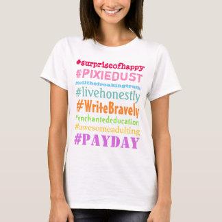 Brave Writer Hashtag Shirt