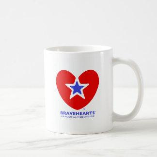 Bravehearts Logo Coffee Mug