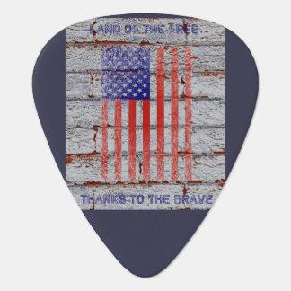 Bravery Guitar Pick
