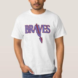 Braves Hockey Alternative T-Shirt