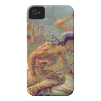 braves in battle iPhone 4 cover