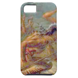 braves in battle iPhone 5 case
