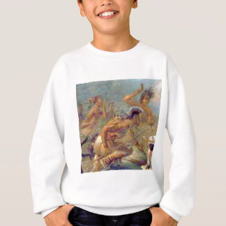 braves in battle sweatshirt