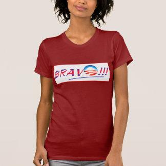 Bravo, Obama T-Shirt