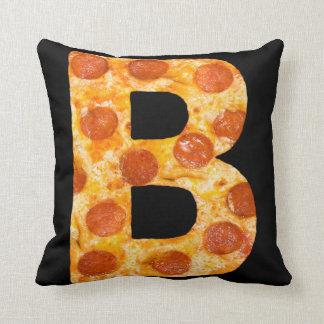 Bravo Pizza Throw Pillow