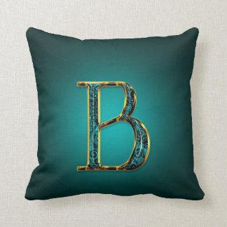 Bravo Throw Pillow