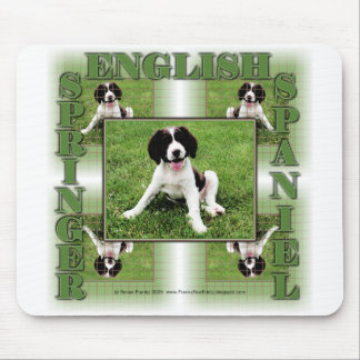 Braxton Sitting Tiled Mouse Pad