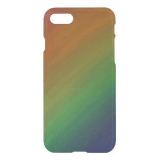 Brazen Abstract ROYGBIV Rainbow Pride Flag iPhone 7 Case