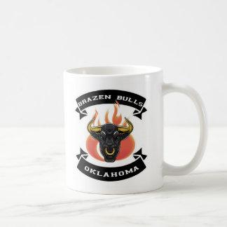 Brazen Bulls Coffee Mug