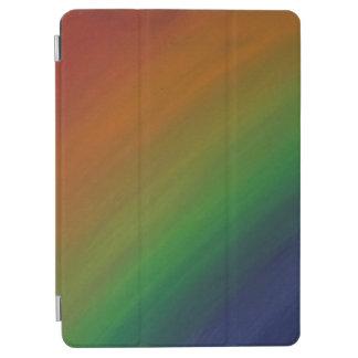 Brazen Tech | Rainbow Flag ROYGBIV Colorful Pride iPad Air Cover