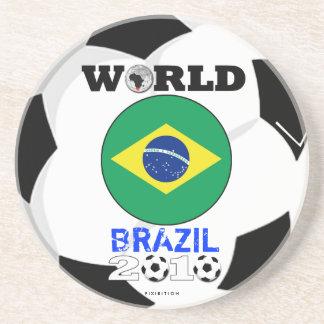 Brazil 2010 World Cup Coaster