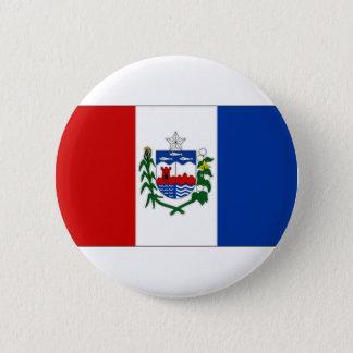 Brazil Alagoas Flag 2 Inch Round Button