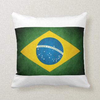 Brazil almofada throw pillow