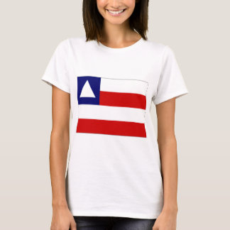 Brazil Bahia Flag T-Shirt