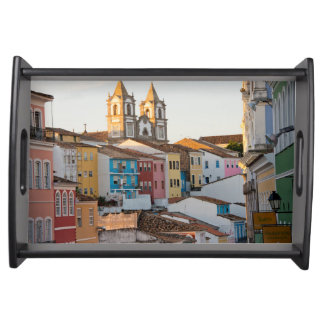 Brazil, Bahia, Salvador, The Oldest City Serving Tray