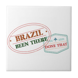 Brazil Been There Done That Tile