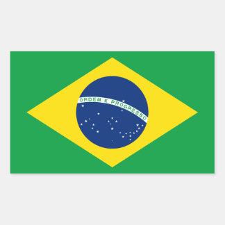 Brazil/Brazilian Flag Sticker