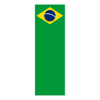 Brazil – Brazilian National Flag Business Cards