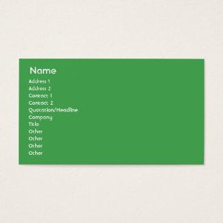 Brazil - Business Business Card