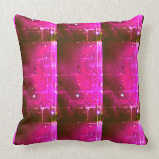 brazil by Ines of andrade Throw Pillow