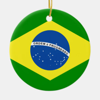 Brazil Ceramic Ornament