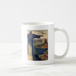 Brazil Classic White Coffee Mug