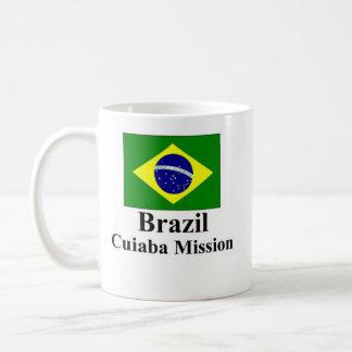Brazil Cuiaba Mission Drinkware Coffee Mug