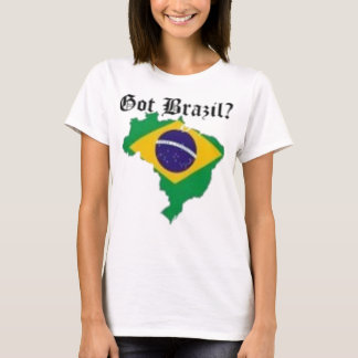 Brazil female T-Shirt(Got Brazil) T-Shirt