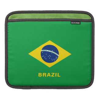 Brazil Flag iPad Sleeves